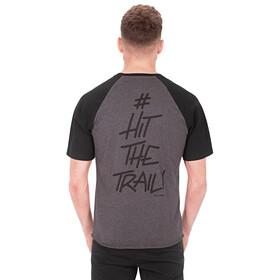 Cube T-Shirt Hit the Trail Men anthracite melange